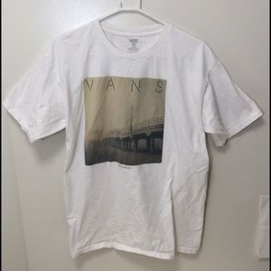 VANS Off the Wall Skateboarding Tee Size L Unisex